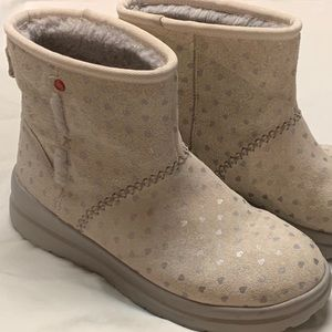I HEART UGG Sz. 8 ❤️ Moonstone Mini Winter Boots